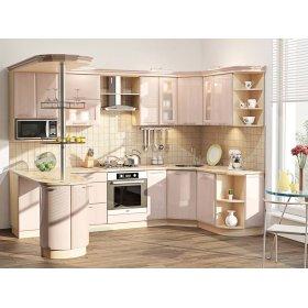 Кухня-103 Хай-тек 3,0х1,7 м