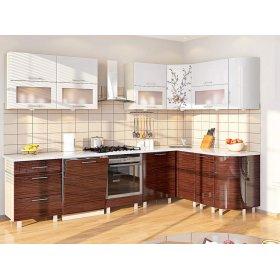 Кухня-162 Хай-тек 3,0х1,7 м