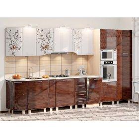 Кухня-164 Хай-тек 3,75 м