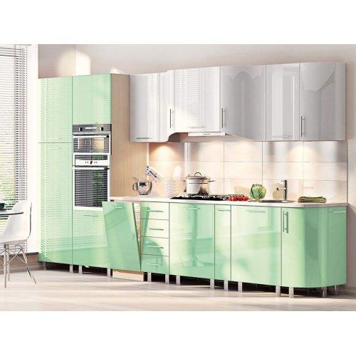 Кухня-176 Хай-тек 3,75 м