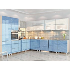 Кухня-190 Хай-тек 3,0х3,2 м