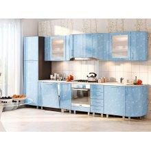 Кухня-191 Хай-тек 3,7 м