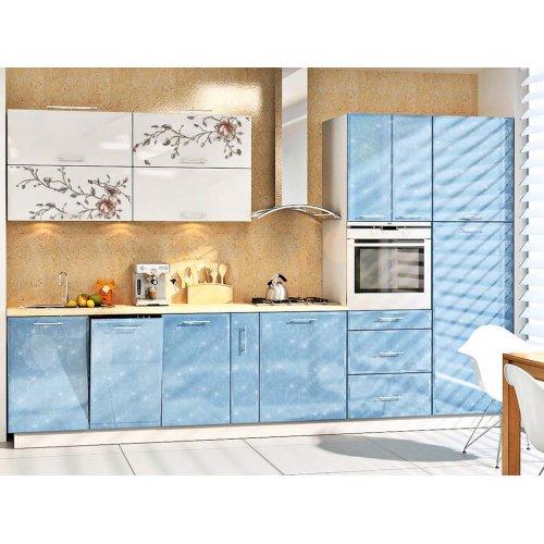 Кухня-192 Хай-тек 3,4 м