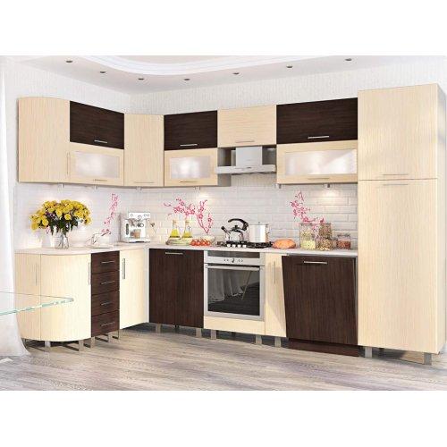 Кухня-195 Хай-тек 3,2х1,7 м