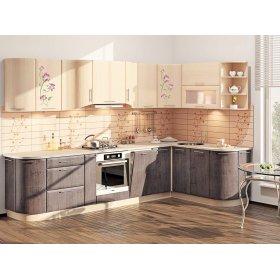Кухня-197 Хай-тек 3,15х1,7 м
