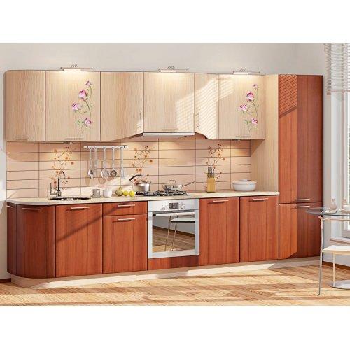 Кухня-255 Хай-тек 3,5 м