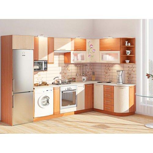 Кухня-256 Хай-тек 3,23х1,7 м