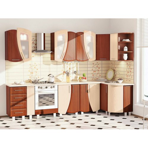 Кухня-260 Уют 3,0х1,3 м