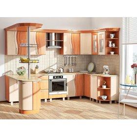 Кухня-272 Волна 3,0х1,7 м
