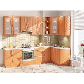 Кухня-274 Волна 2,9х1,2 м