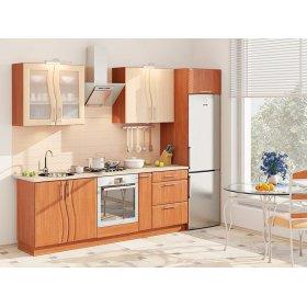 Кухня-275 Волна 2,83 м