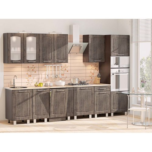 Кухня-281 Сопрано 3,3 м