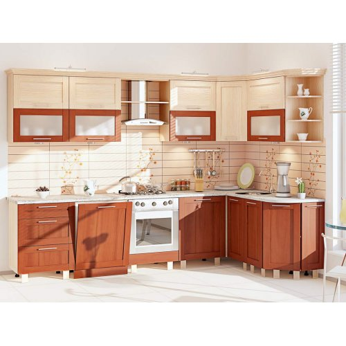 Кухня-427 Престиж 3,0х1,7 м