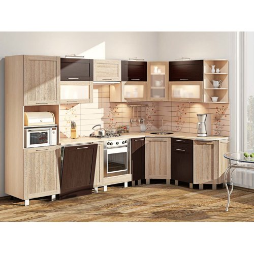 Кухня-433 Престиж 3,2х1,7 м