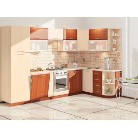 Кухня-84 Софт 3,2х1,7 м