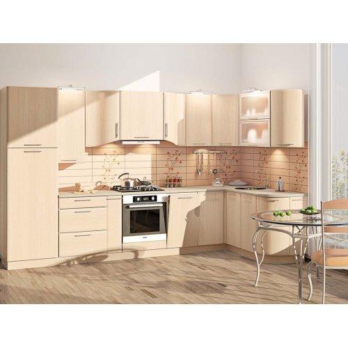 Кухня-90 Софт 3,45х1,7 м