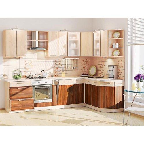 Кухня-96 Софт Комби 2,8х1,7 м