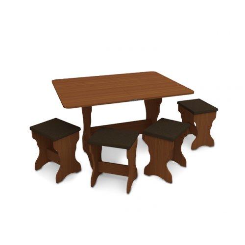 Комплект Барселона со столом и табуретом