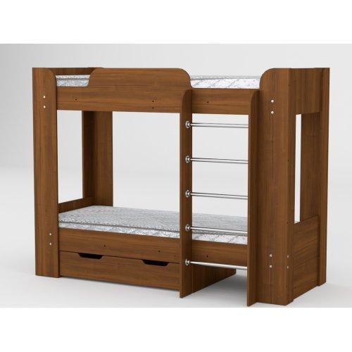 Двухъярусная кровать Твикс-2 70х190