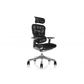 Кресло офисное Ergohuman Luxury Plus Black