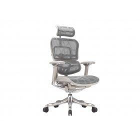 Кресло офисное Ergohuman Luxury Plus Grey EHPL-AG-HAM