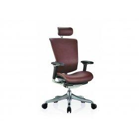 Кресло офисное NEFIL LUXURY Brown