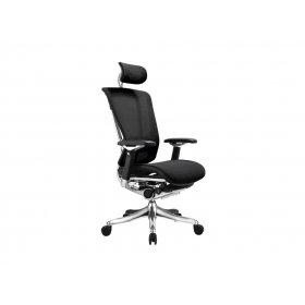 Кресло офисное NEFIL LUXURY MESH черное