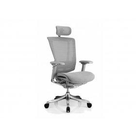 Кресло офисное NEFIL LUXURY MESH серое