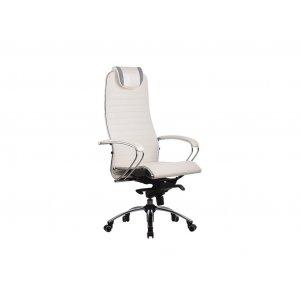 Кресло руководителя Samurai K1 White