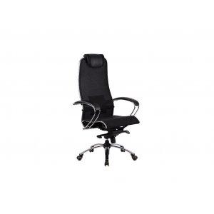 Кресло руководителя Samurai S1 Black Plus