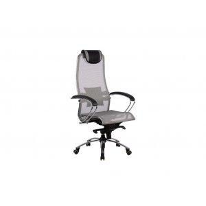 Кресло руководителя Samurai S1 Grey