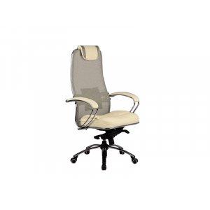 Кресло руководителя Samurai SL1 Beige