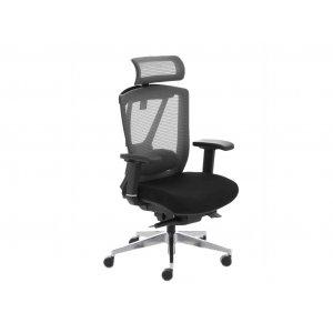Эргономичное кресло KRESLALUX ERGO CHAIR 2 Black