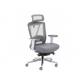 Эргономичное кресло KRESLALUX ERGO CHAIR 2 Grey