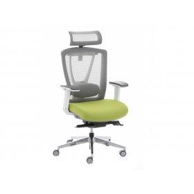 Эргономичное кресло KRESLALUX ERGO CHAIR 2 Green