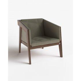 Кресло Air 2 Armchair Dark Brown Soft