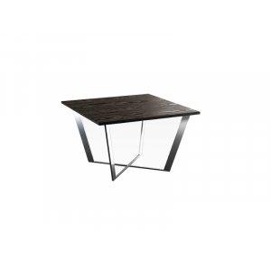 Журнальный стол Cleaf 73,5х73,5 шоколадный