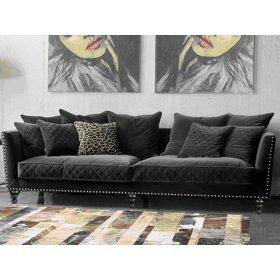 Диван-кровать 2-ка со стеганными подушками сиденья Монреаль