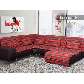 Модульный угловой диван Корадо-Н