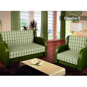 Комплект мягкой мебели Самба-3