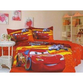 Детский полуторный комплект постельного белья KI-067