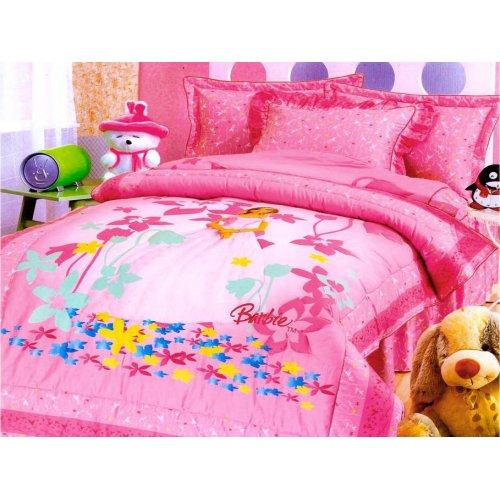 Детский полуторный комплект постельного белья KI-007