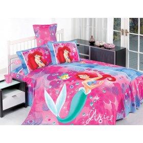 Детский полуторный комплект постельного белья KI-022