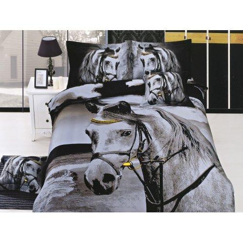 Полуторный комплект постельного белья АВ-383