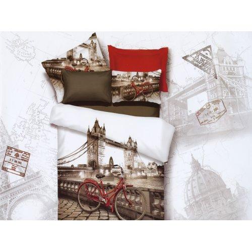 Семейный комплект постельного белья АВ-387