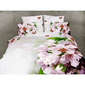 Двуспальный комплект постельного белья АВС-273
