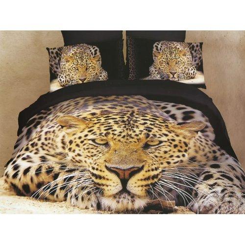 Семейный комплект постельного белья АВС-292
