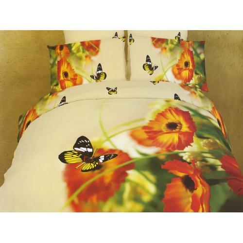 Полуторный комплект постельного белья АВС-294