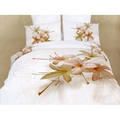 Полуторный комплект постельного белья АВС-242