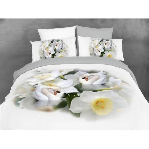 Двуспальный комплект постельного белья АВС-245